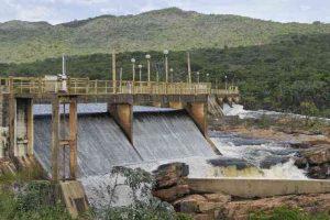 Usinas hidrelétricas são a principal fonte de geração de energia do país (foto: Juarez Rodrigues/EM/D.A Press)